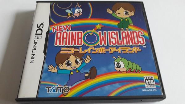 New Rainbow Island - DS
