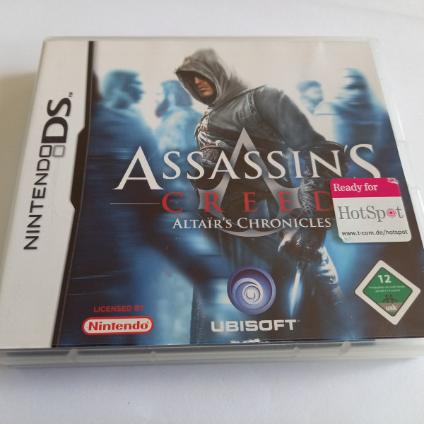 Assassins Creed - Altair`s Chronicles - DS