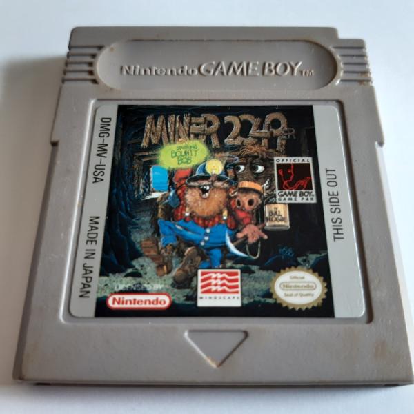 Miner 2049er - Game Boy