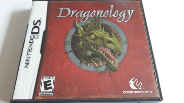 Dragonology - DS