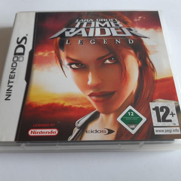 Tomb Raider - Legend - DS