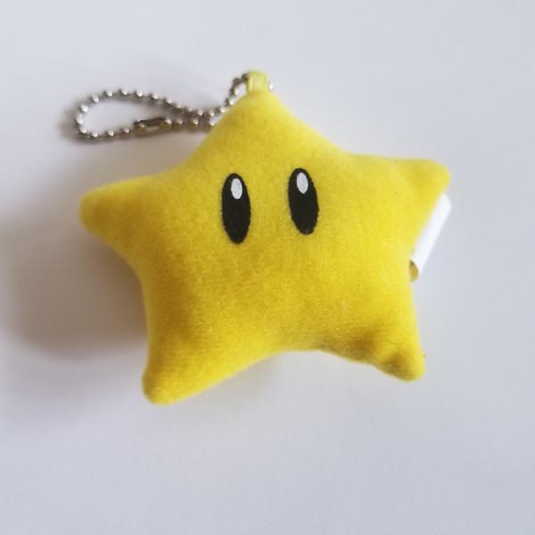 Super Mario Stern - Schlüsselanhänger