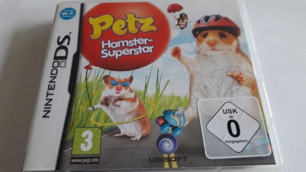 Petz - Hamster-Superstar - DS