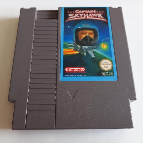 Captain Skyhawk - NES