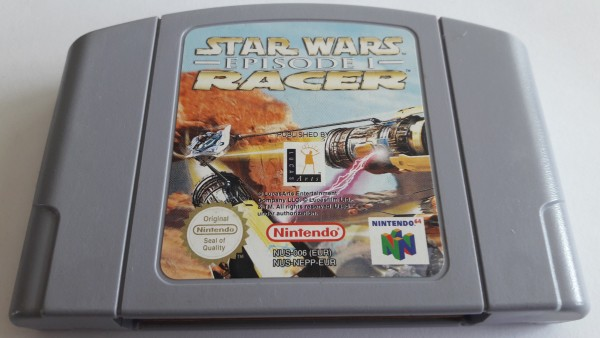 Star Wars Episode I Racer - N64