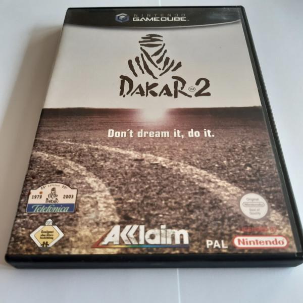 Dakar 2 - GameCube
