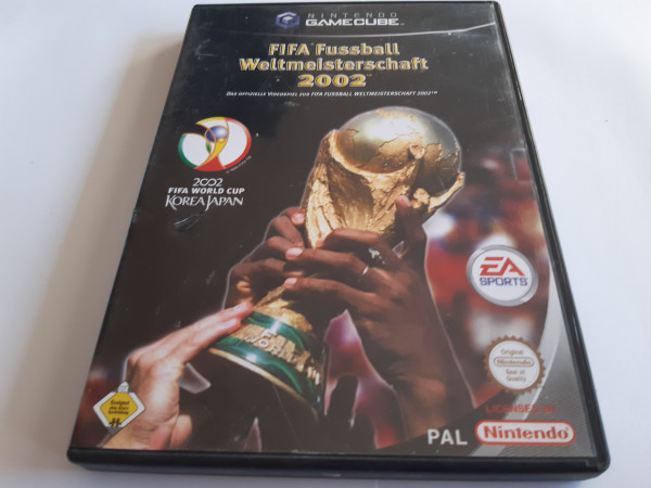 FIFA Fussball Weltmeisterschaft 2002 - GameCube