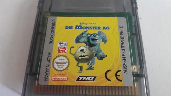 Die Monster AG - GBC