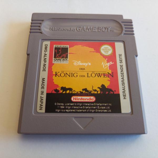König der Löwen - Game Boy