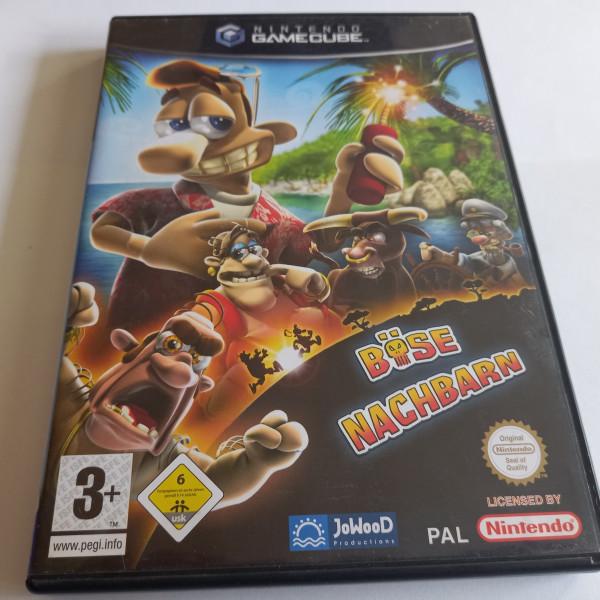 Böse Nachbarn - GameCube