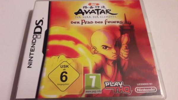 Avatar - Der Pfad des Feuer - DS