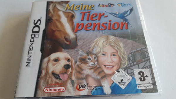 Meine Tierpension - DS