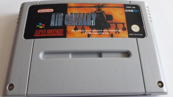 Air Cavalry - SNES