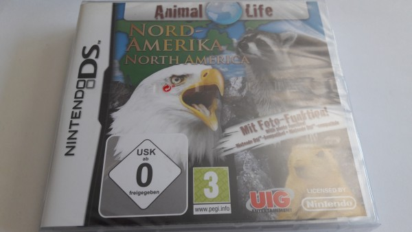Animal Life - Nordamerika - Ds