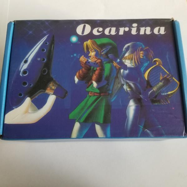 Ocarina aus Keramik - Zelda