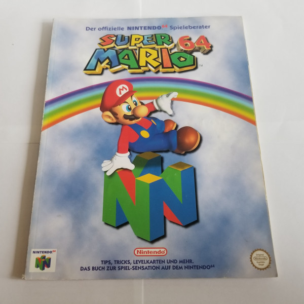 Super Mario 64 - Spielberater - N64