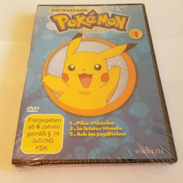 Die Welt der Pokémon - Teil 1 - DVD