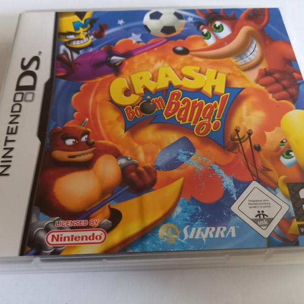Crash Boom Bang! - DS