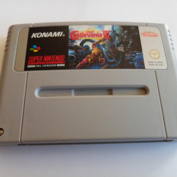 Super Castlevania IV - SNES