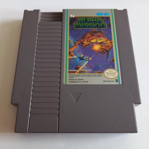 Alpha Mission - NES