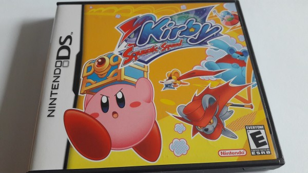 Kirby - Squeak Squad - DS
