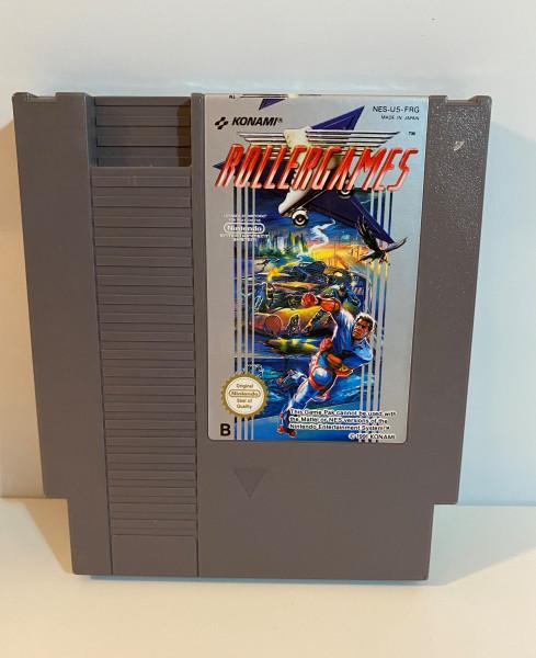Rollergames - NES