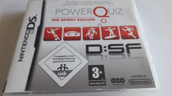 Power Quiz - Sport Edition - DS