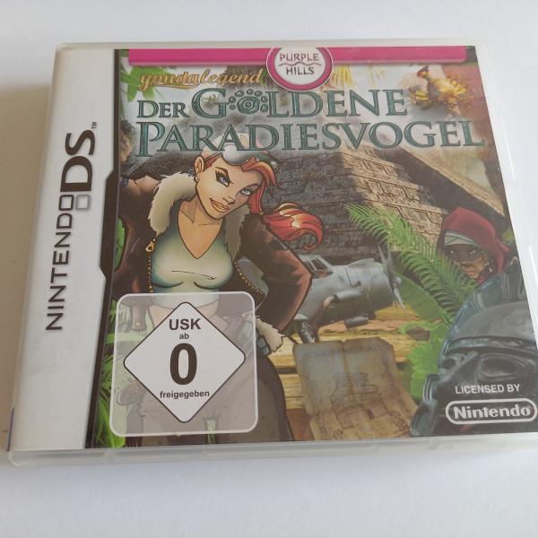 Der Goldene Paradiesvogel - DS