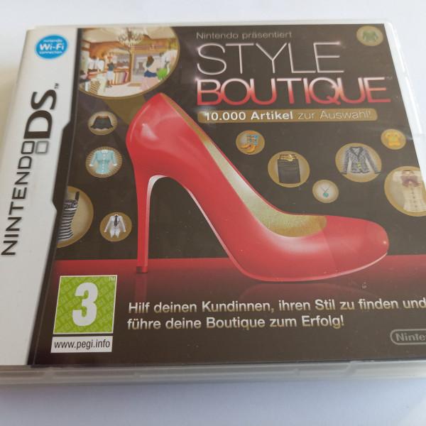 Style Boutique - DS