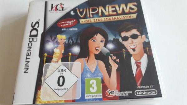VIP News - Die Star Journalistin - DS