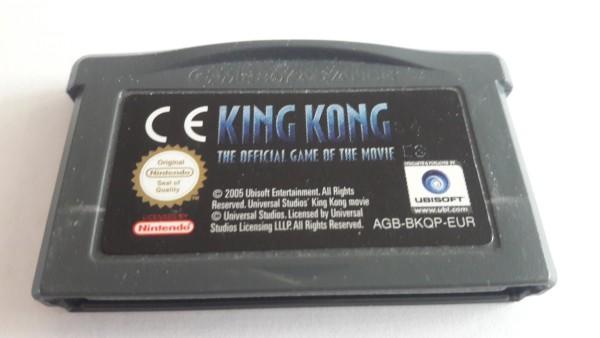 King Kong - GBA