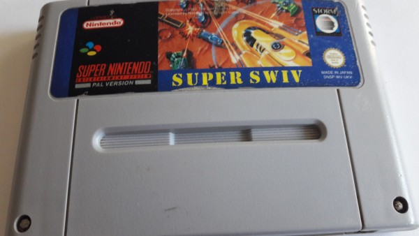 Super Swiv - SNES