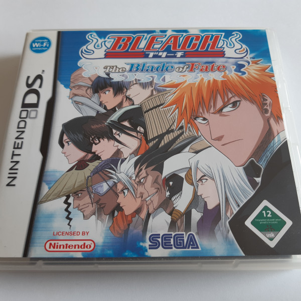 Bleach - The Blade of Fate - DS