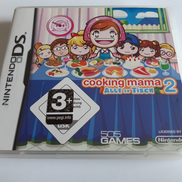 Cooking Mama 2 - DS