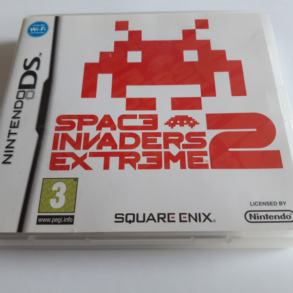 Space Invaders Extrem 2 - DS