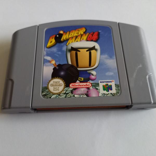 Bomberman 64 - N64