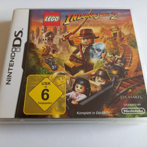 Lego Indiana Jones 2 - Die neuen Abenteuer - DS
