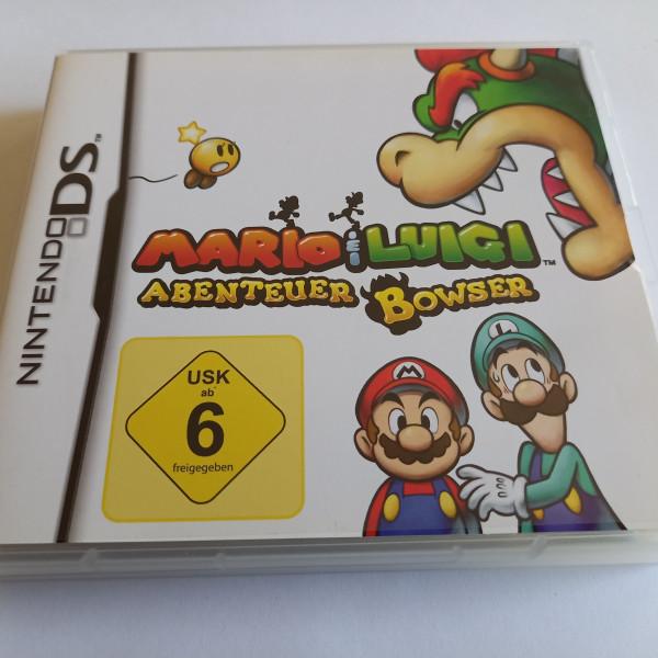 Mario & Luigi - Abenteuer Bowser - DS