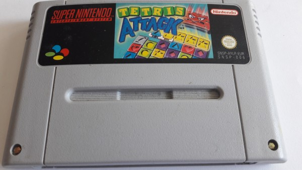 Tetris Attack - SNES