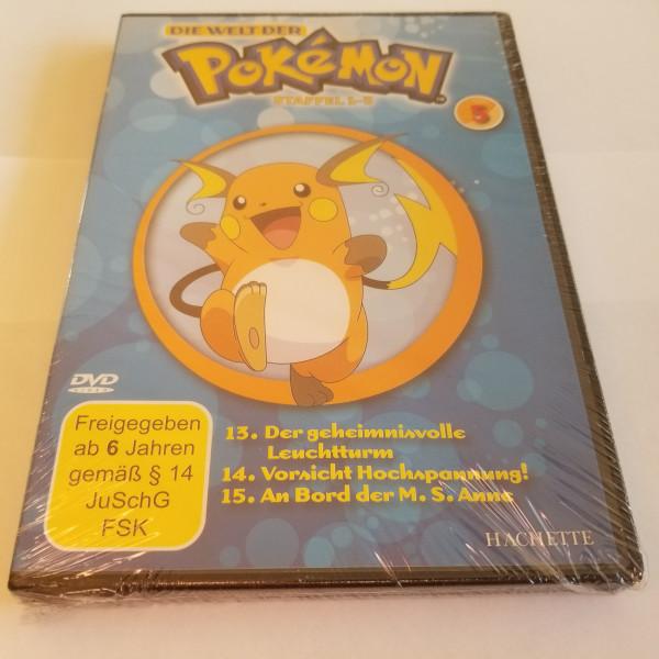 Die Welt der Pokémon - Teil 5 - DVD