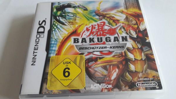 Bakugan - Beschützer des Kerns - DS