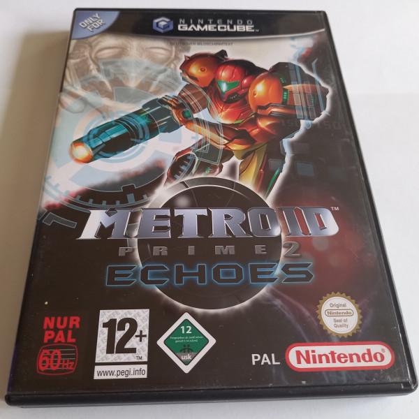 Metroid Prime 2 - Echoes - GameCube