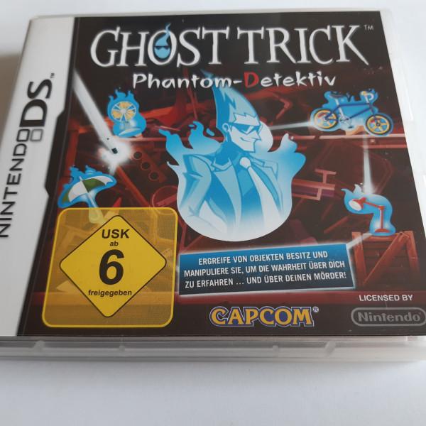 Ghost Trick - Phantom-Detektiv - DS