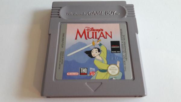 Mulan - Game Boy