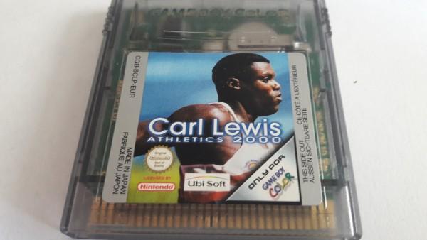 Carl Lewis - Athletics 2000 - GBC