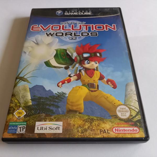 Evolution Worlds - GameCube