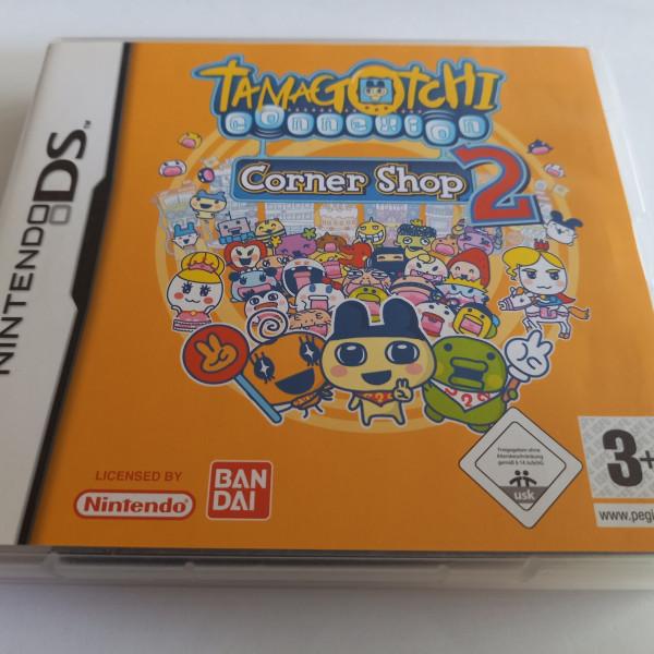 Tamagotchi Connexion - Corner Shop 2 - DS