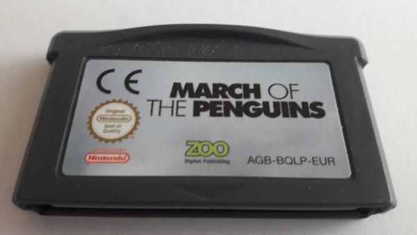 Reise der Pinguine - GBA