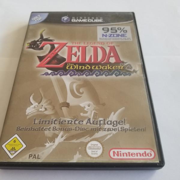 The Legend of Zelda - The Wind Waker - Limitierte Auflage - GameCube