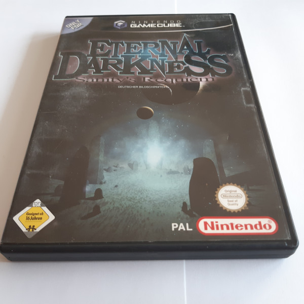 Eternal Darkness - Sanity's Requiem - GameCube